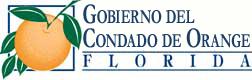 Logo del Gobierno del Condado de Orange