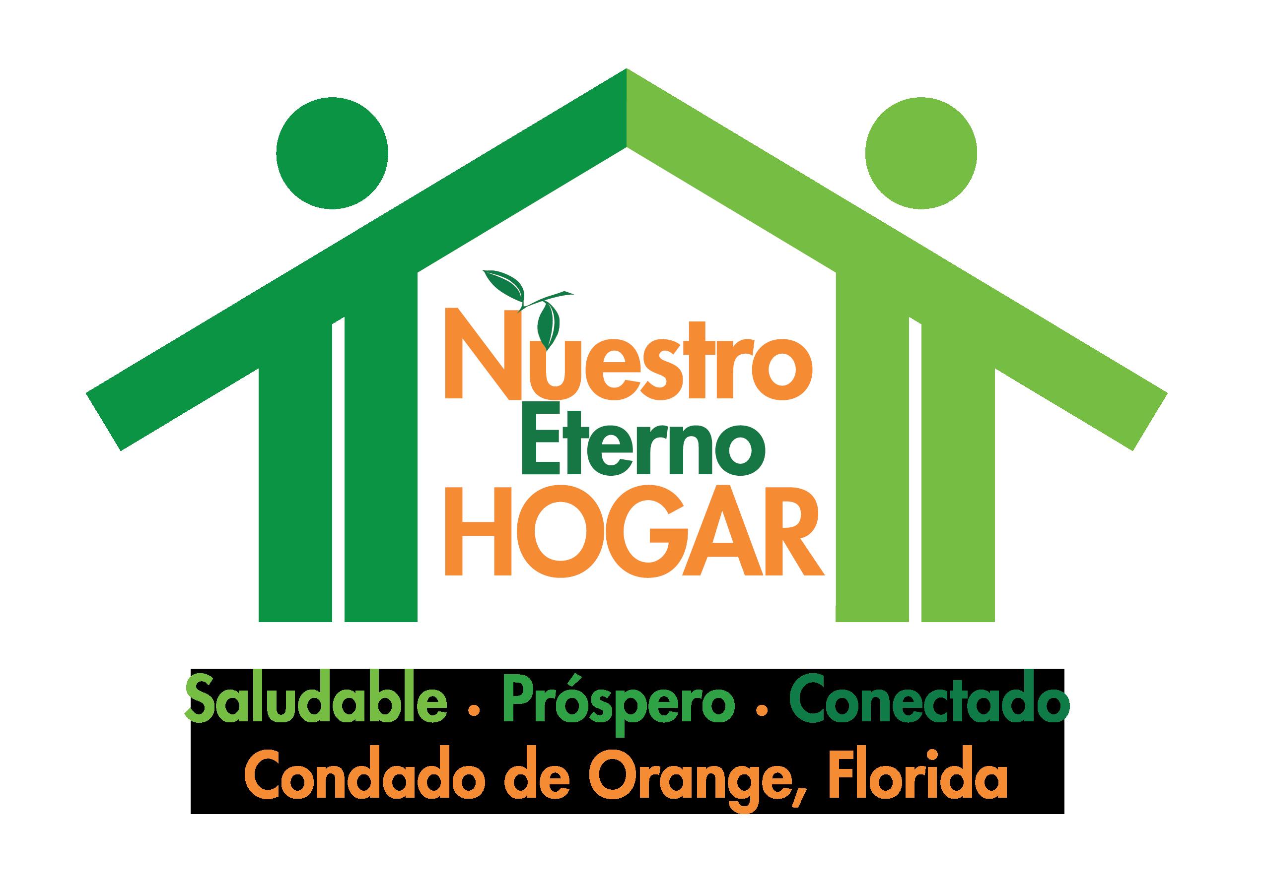 Logotipo de Nuestro Eterno Hogar
